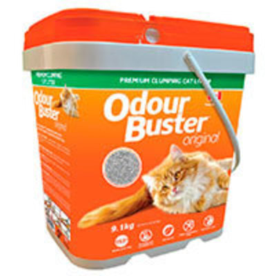 Odour Buster Box - Arena Sanitaria Super Premium