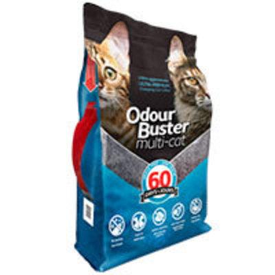 Odour Buster Multi Cat - Arena Sanitaria Super Premium