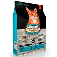 Oven Baked Cat Traditional Adult Fish