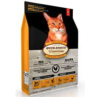 Oven Baked Cat Traditional Senior and Light Chicken