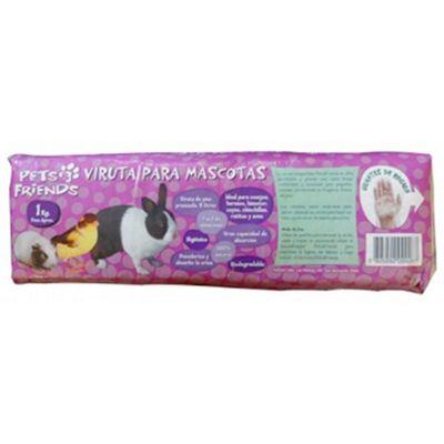 Pets & Friends Viruta de Pino 1kg