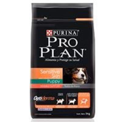 Purina Pro Plan Puppy Sensitive Skin Cordero con OptiDerma