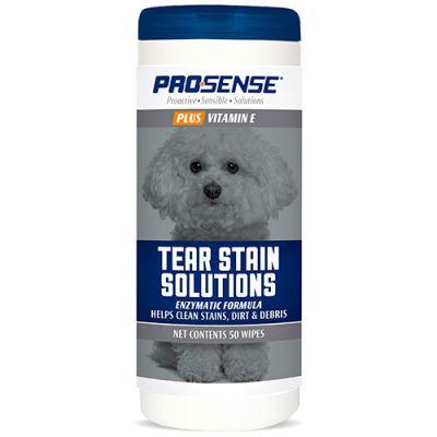 Prosense Plus Tear Stain Wipes 50un