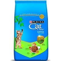 Purina Cat Chow Gatitos Pollo Salmón con Defense Nature