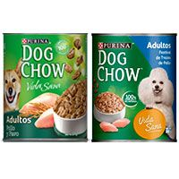 Purina Dog Chow Latas