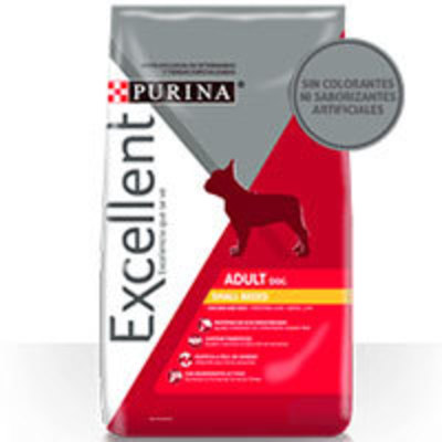 Purina Excellent Adult Chicken & Rice Small Breed