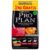 Purina Pro Plan Adult Complete con OptiLife 18KG
