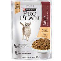 Purina Pro Plan Pouch Adult Cat Pollo en Salsa