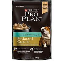 Purina Pro Plan Pouch Reduced Calorie Dog Pavo en Salsa