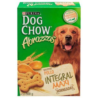 Purina Dog Chow Abrazzos Integral Maxi 500gr