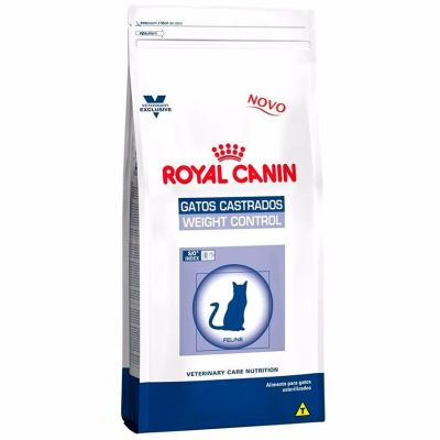 Royal Canin Castrados Weight Control 1.5kg