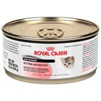Royal Canin Latas Gatito Kitten Instinctive