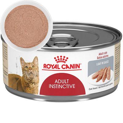 Royal Canin Latas Gato Adulto Instinctive Pate 165gr
