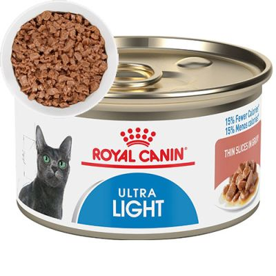 Royal Canin Latas Gato Ultra Light Trozos 85gr