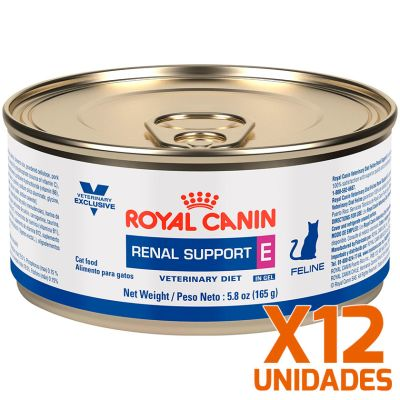 Royal Canin Latas Vet Diet Felino Renal Spport x 12 Unidades