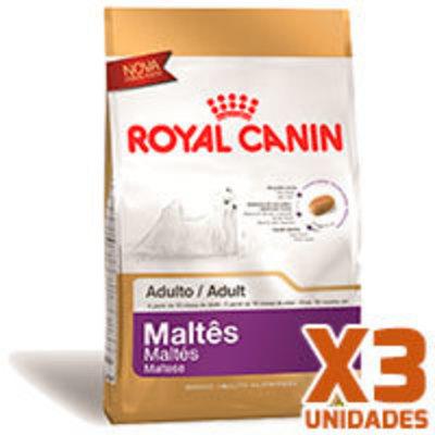 Royal Canin Maltes Adulto Pack x 3 Sacos