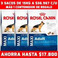 Royal Canin Maxi Adulto 45KG