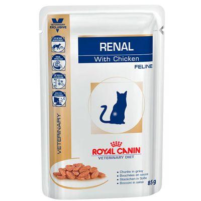 Royal Canin Pouch Vet Diet Felino Renal