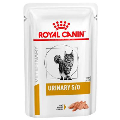 Royal Canin Pouch Vet Diet Felino Urinary