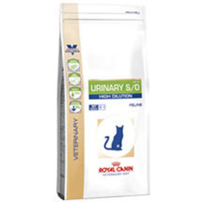 Royal Canin Vet Diet Cat Urinary S/O