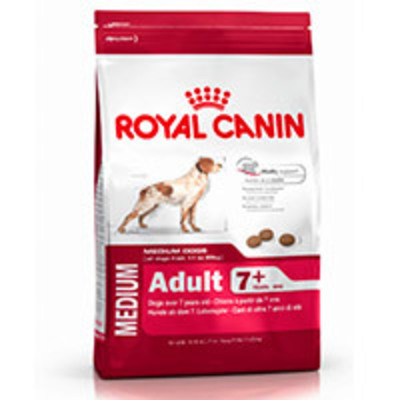 Royal Canin Medium 7+