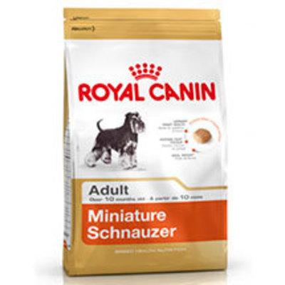 Royal Canin Schnauzer Adulto