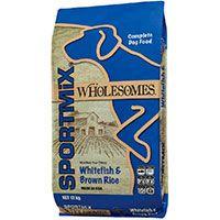 Sportmix WhiteFish Brown Rice