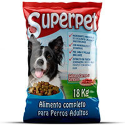 Superpet Alimento para Perros Adultos