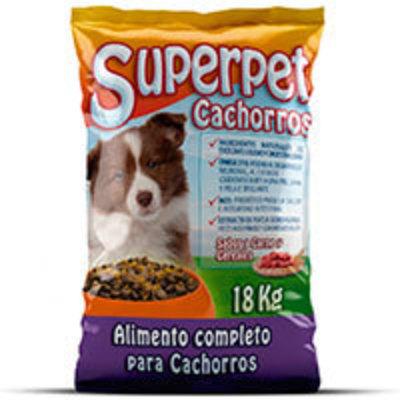 Superpet Alimento para Perros Cachorros