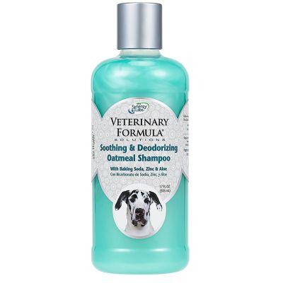 Synergy Labs Shampoo Soothing Deodorizing Oatmeal 503ml