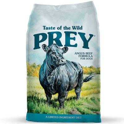 Taste Of The Wild Dog Prey Angus 11.36kg