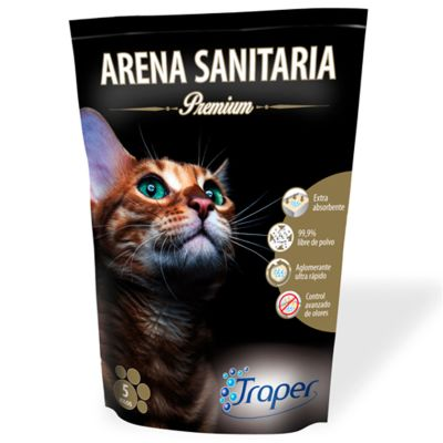 Traper Arena Sanitaria Premium 5kg