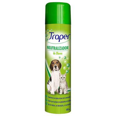 Traper Neutralizador de olores para perros y gatos 440cc