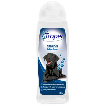 Traper Shampoo para Pelajes Oscuros 260ml