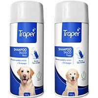 Traper Shampoo Talco en Seco para Perros