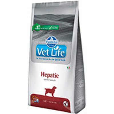 Vet Life Dog Hepatic