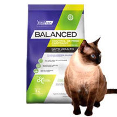 VitalCan Cat Castrados / Control Peso Pack 4kg