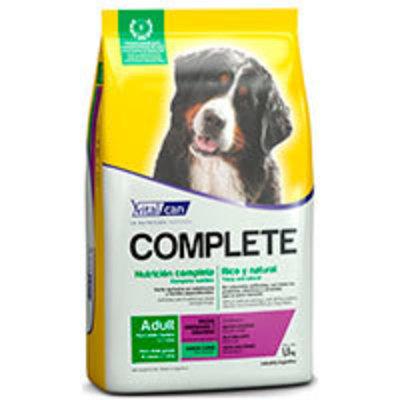 VitalCan Complete perros Adultos Razas Medianas y Grandes Sabor CARNE