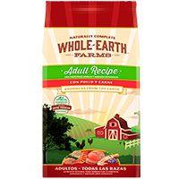 Whole Earth Farms Adulto Pollo Carne
