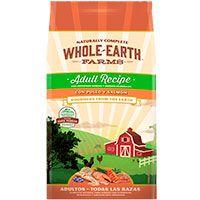 Whole Earth Farms Adulto Pollo Salmón