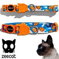 ZeeCat Milky Collar Cat