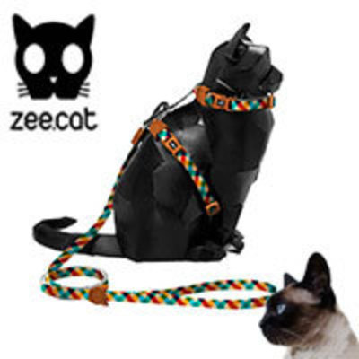 ZeeCat Phantom Harness + Leash