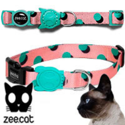 ZeeCat Polka Collar