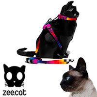 ZeeCat Prisma Harness + Leash