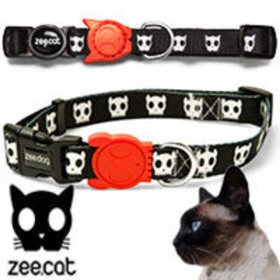 ZeeCat Skull Collar