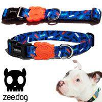 ZeeDog Atlanta Collar Dog