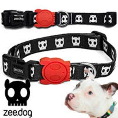ZeeDog Skull Collar