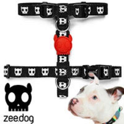 ZeeDog Skull H-Harness