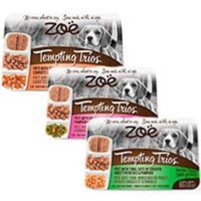 Zoe Dog Tempting Trios