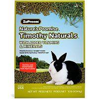 ZuPreem Conejo Timothy Naturals